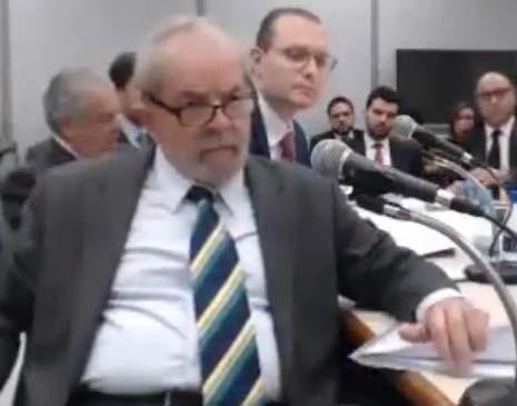 Depoimento do ex-presidente Lula ao juiz Sérgio Moro