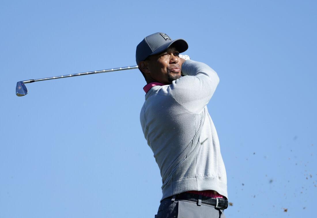 Tiger Woods, estrela mundial do golfe
