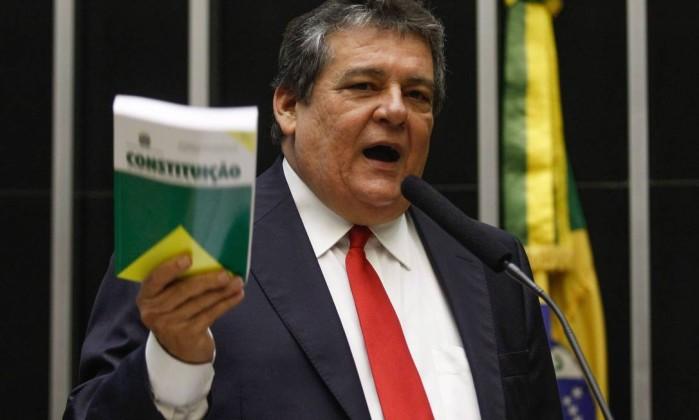 Sílvio Costa (PTdoB) é deputado federal e vice-líder da oposição na Câmara dos Deputados