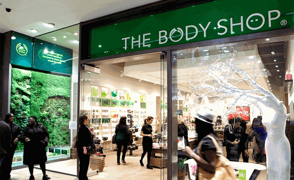 A marca brasileira investiu alto na britânica The Body que tem 109 unidades no Brasil