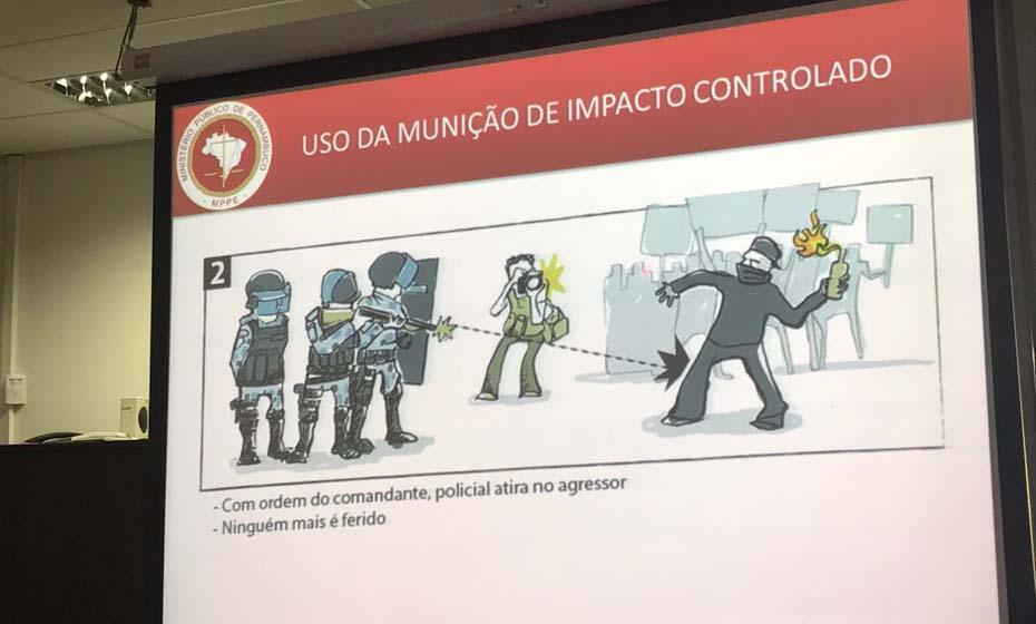 Caso Itambé: MPPE denuncia militares por homicídio doloso de jovem