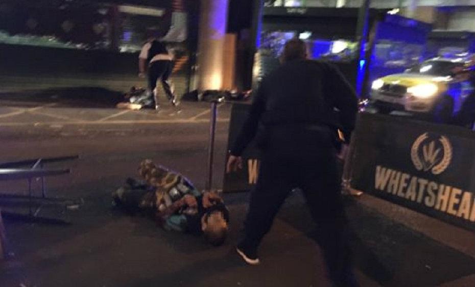 Ataque terrorista em Londres