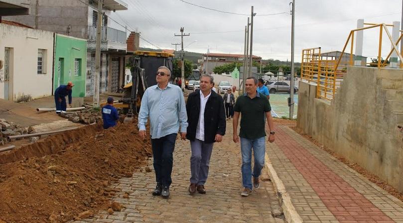 Tadeu Alencar teve agenda no Sertão