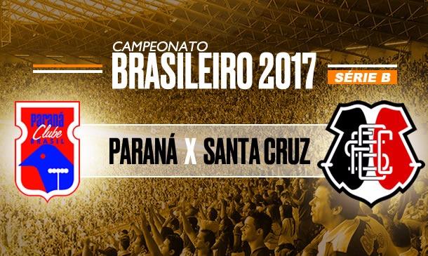 Paraná x Santa Cruz