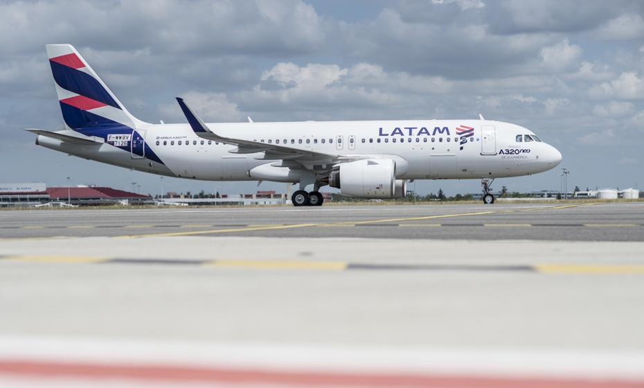 Aeronave Latam