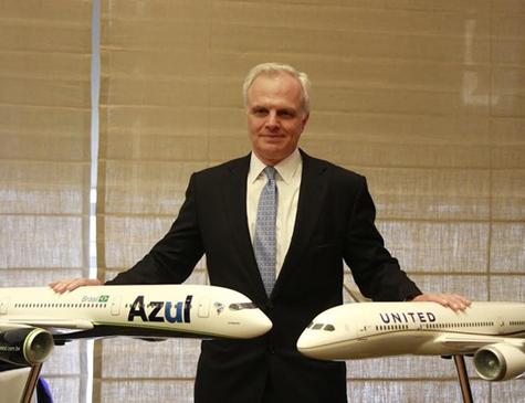 David Neeleman, magnata da aviação