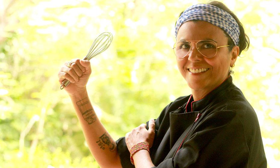 Ana Cláudia Frazão, gastrônoma e escritora