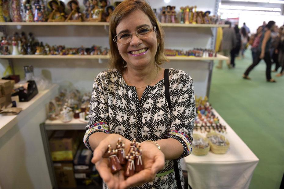 Ava Holanda, médica, valoriza tradição