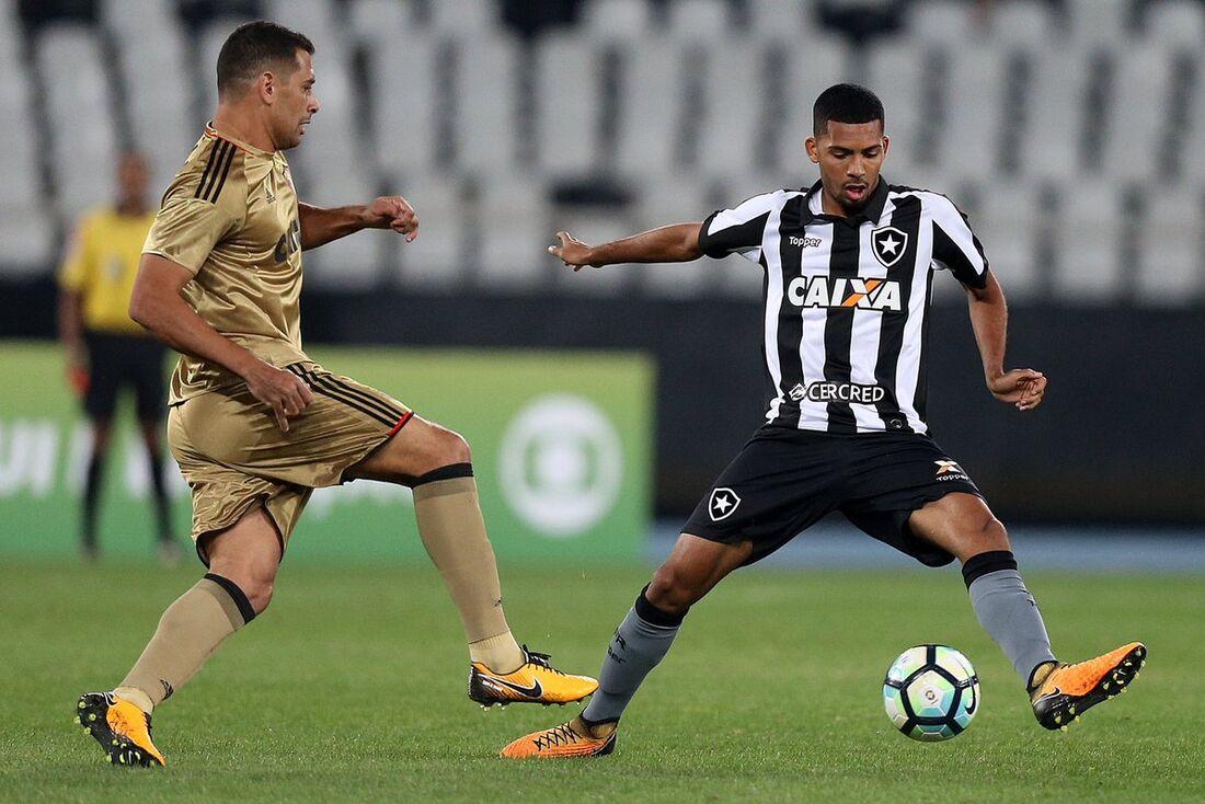 Botafogo 2x1 Sport