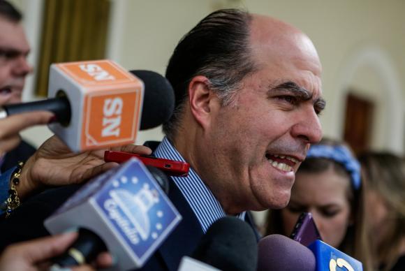 Líder opositor venezuelano Julio Borges