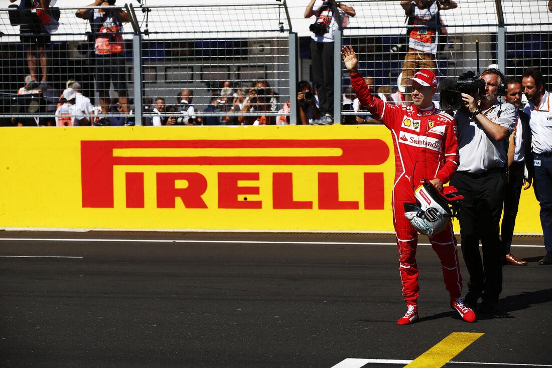 Sebastian Vettel venceu de ponta a ponta o GP da Hungria