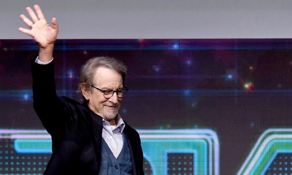 Diretor Steven Spielberg anunciou detalhes do longa na Comic Con Experience de San Diego