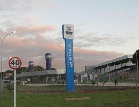 Terminal Integrado (TI) Cosme e Damião