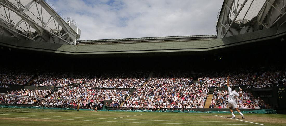 Torneio é um dos principais do tênis mundial