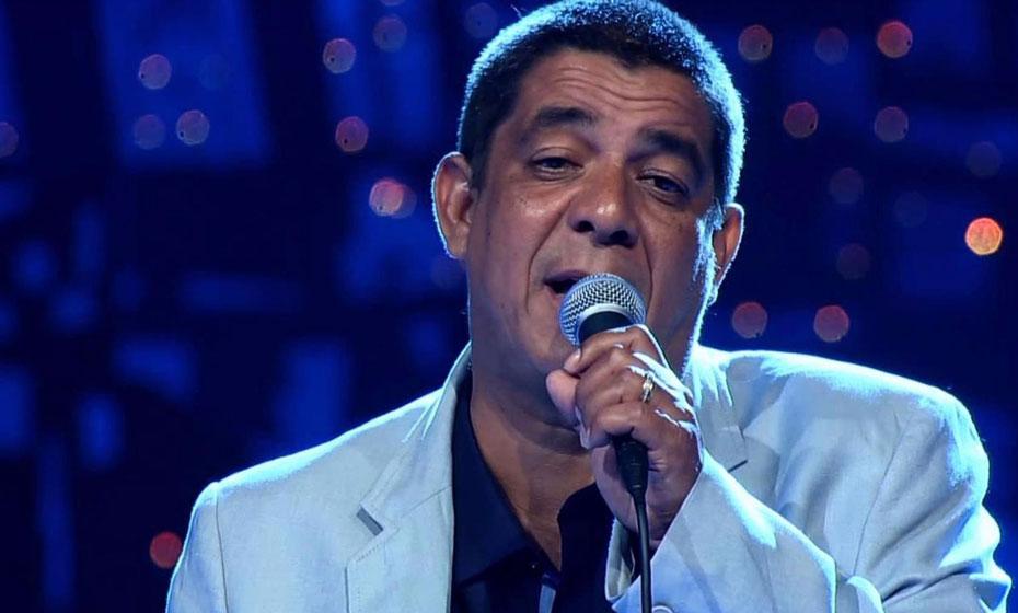 Zeca Pagodinho, cantor