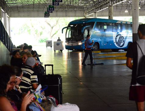 Terminal Integrado de Passageiros