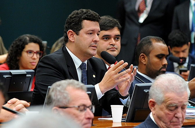 Deputado federal Betinho Gomes (PSDB-PE)