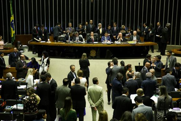Plenário do Congresso Nacional