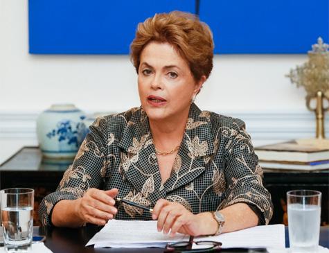 Ex-presidenta Dilma Rousseff