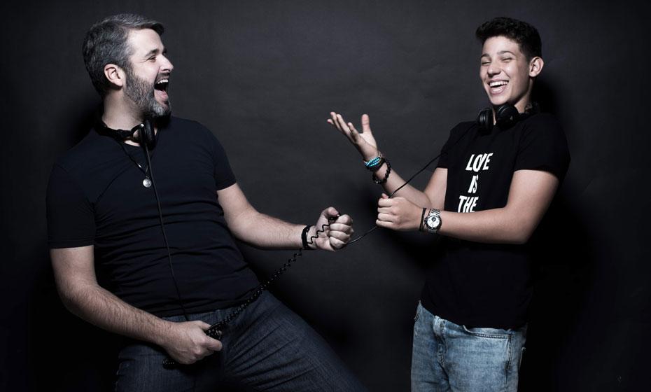 Bruno Vieira e João Pedro: pai e filho juntos para comandar as pick-ups