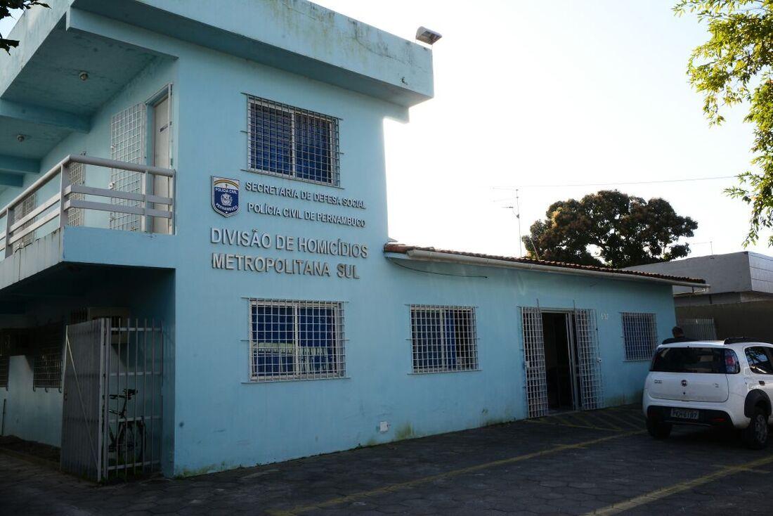 Divisão de Homicídios Metropolitana Sul, da Polícia Civil