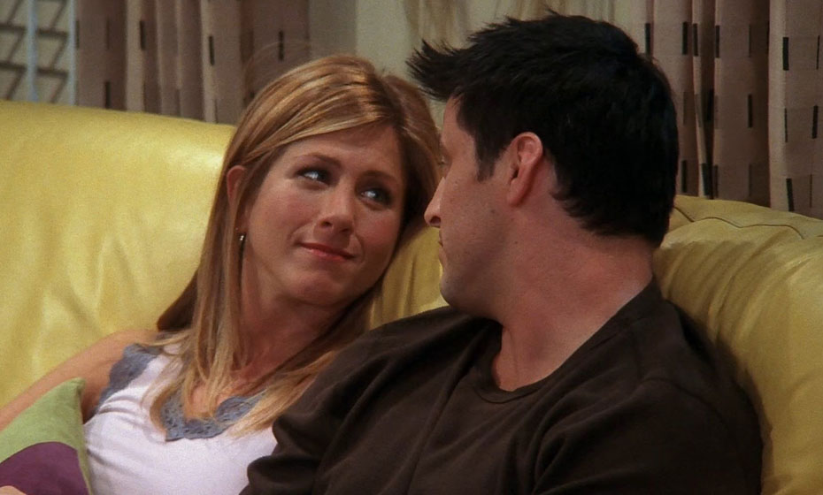 Rachel e Joey, de 'Friends'
