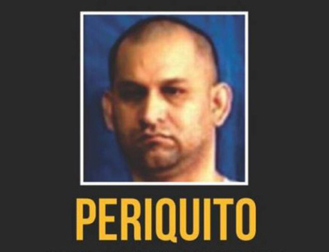 Fornecedor, conhecido como Periquito, estava foragido desde 2011