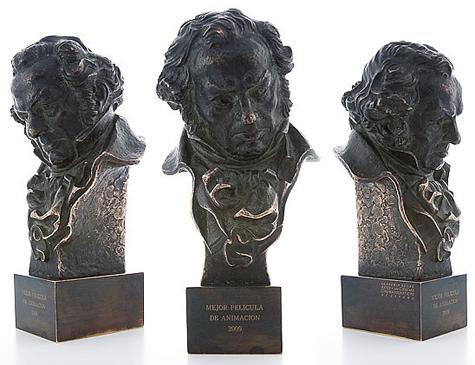 Prêmio Goya é o mais importante da Espanha na área de cinema