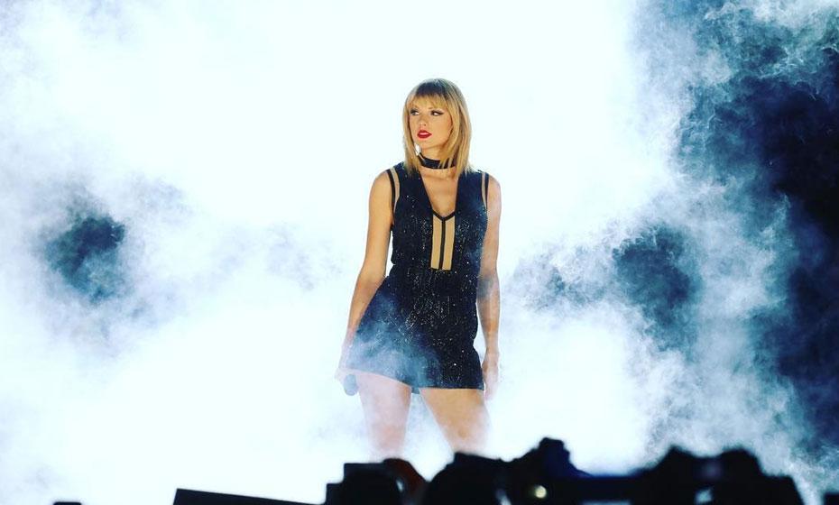 Taylor Swift, cantora