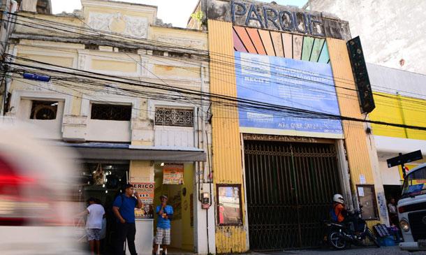 Teatro do Parque
