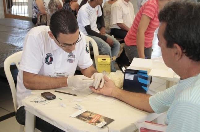 Teste de hepatites