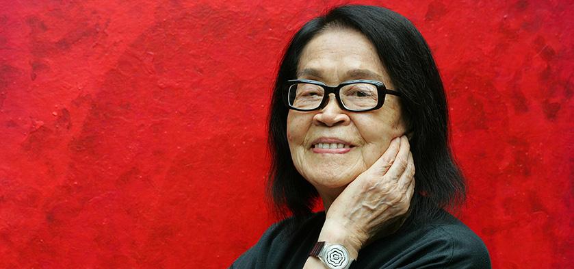 Tomie Ohtake, falecida em 2015, ganha exposição na Caixa Cultural Recife, de setembro a novembro
