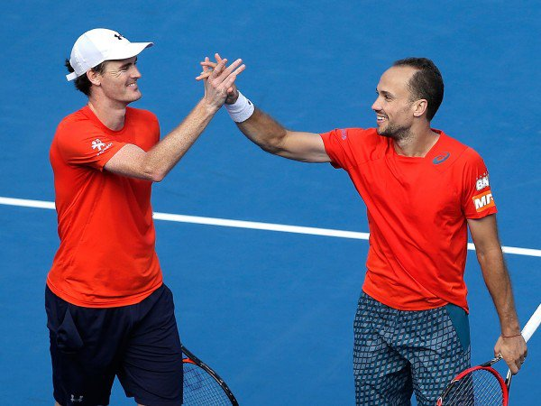 Jamie Murray e Bruno Soares