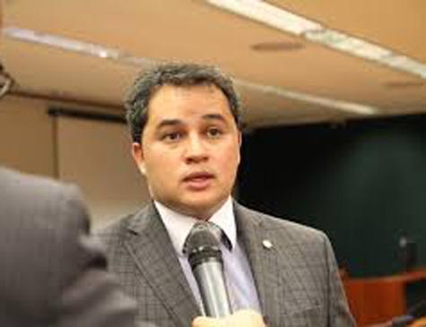 Deputado Efraim Filho (DEM-PB), líder do partido na Câmara