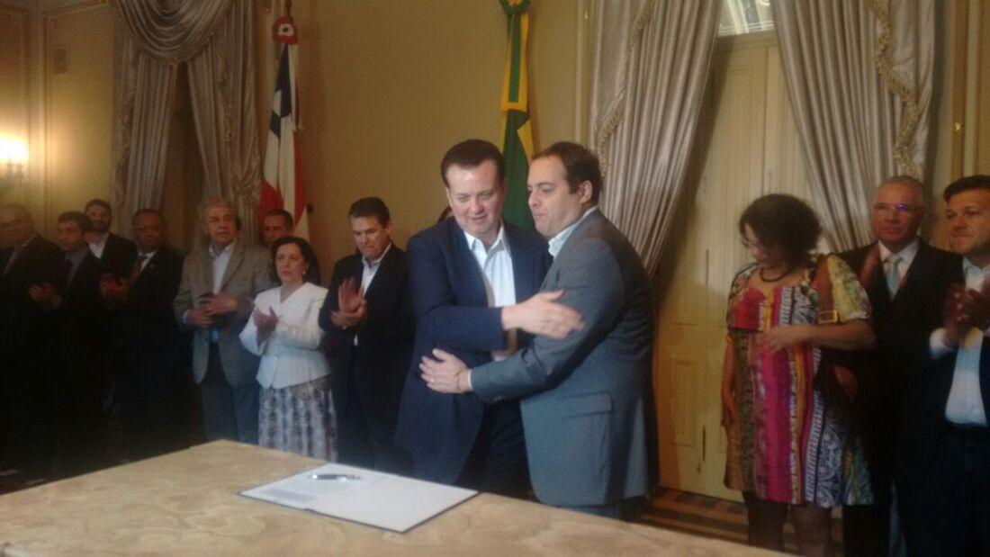 Gilberto Kassab assina nesta sexta-feira (15)  convênios de cooperação técnica em Pernambuco
