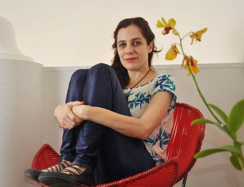 Mariana Lacerda, documentarista