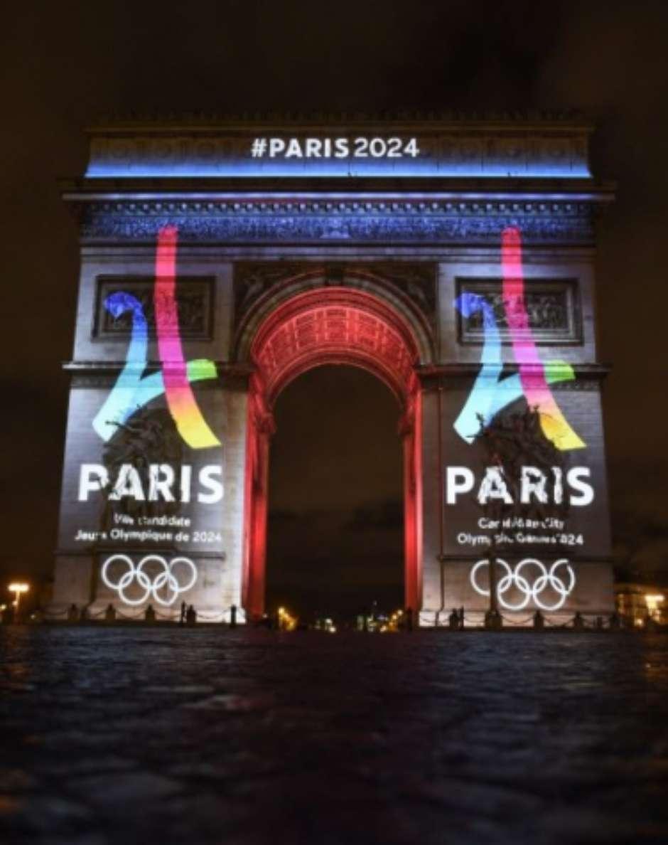 Paris será sede das Olimpíadas de 2024