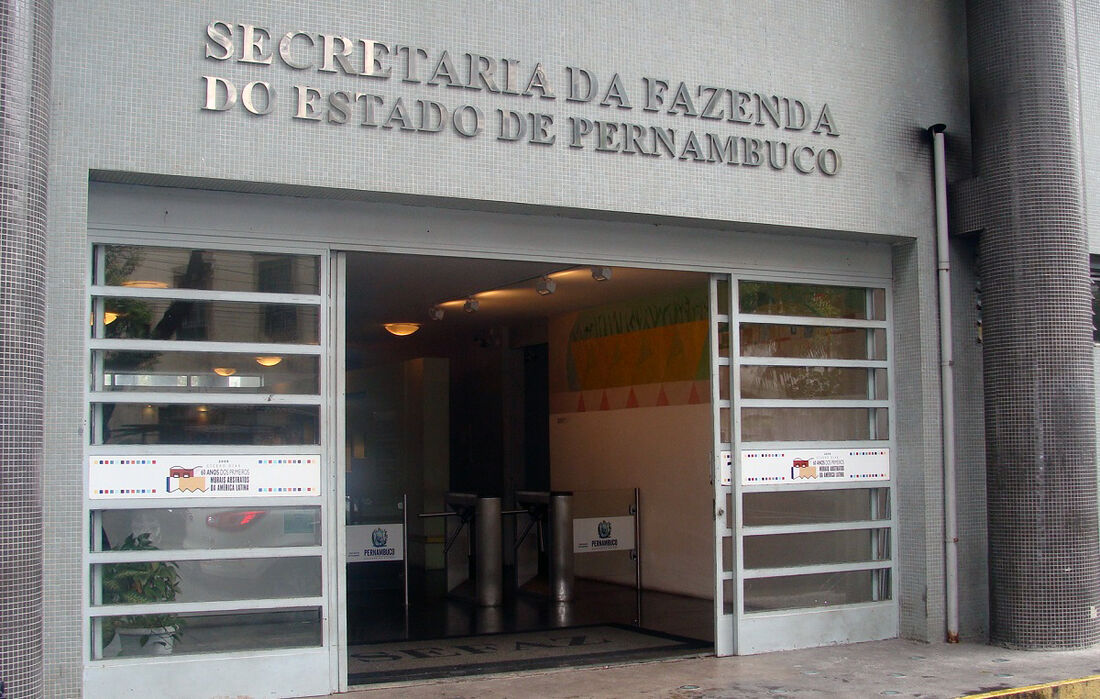 Sede da Fazenda de Pernambuco