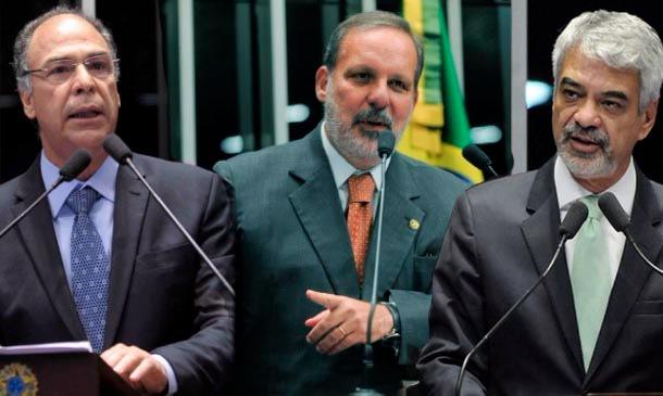 FBC, Armando Monteiro e Humberto Costa