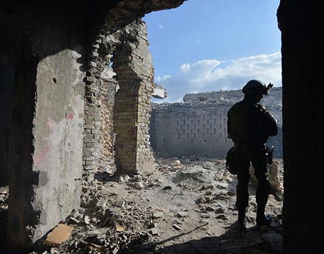 Missão no Haiti