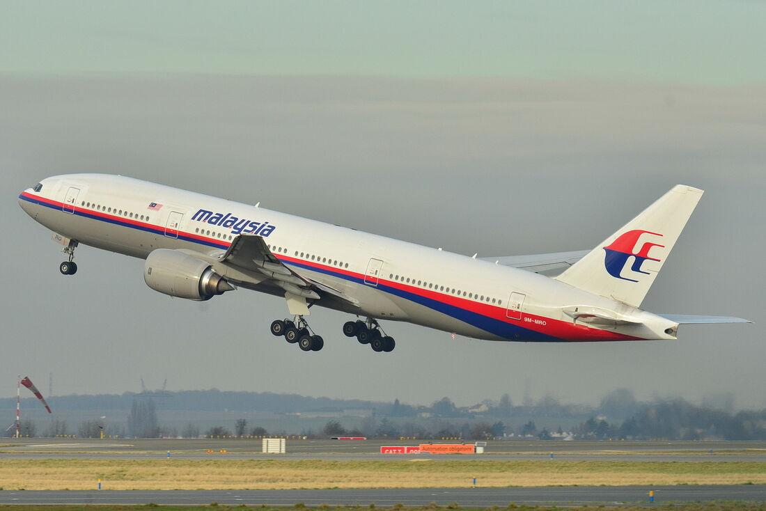 Modelo do Boeing 777