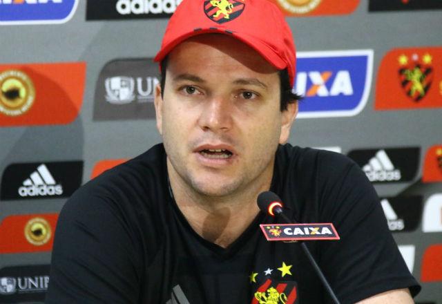 Daniel Paulista, no Sport