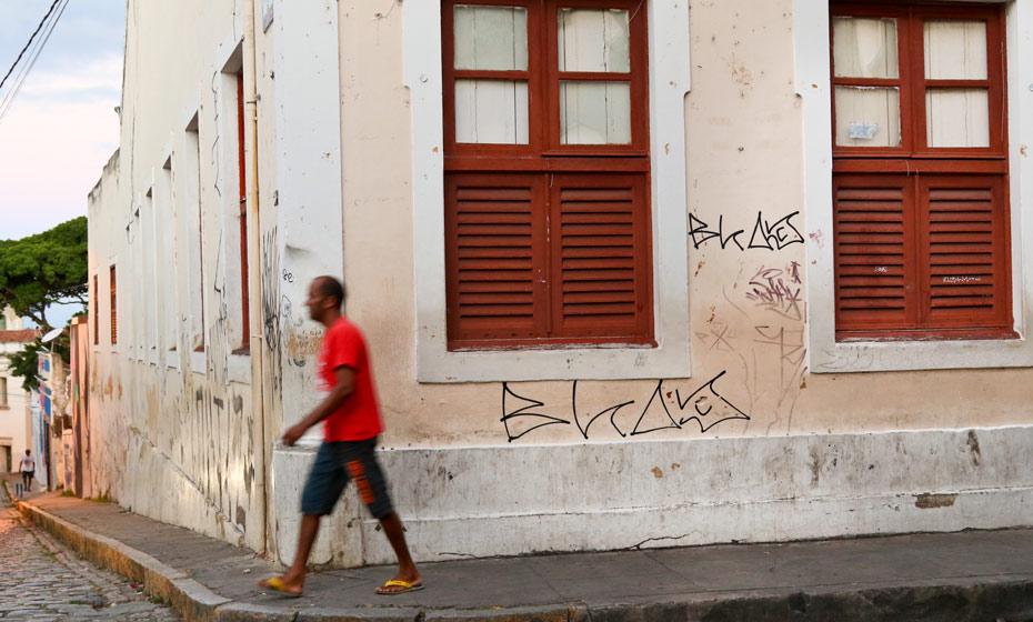 Fachada de imóvel em Olinda