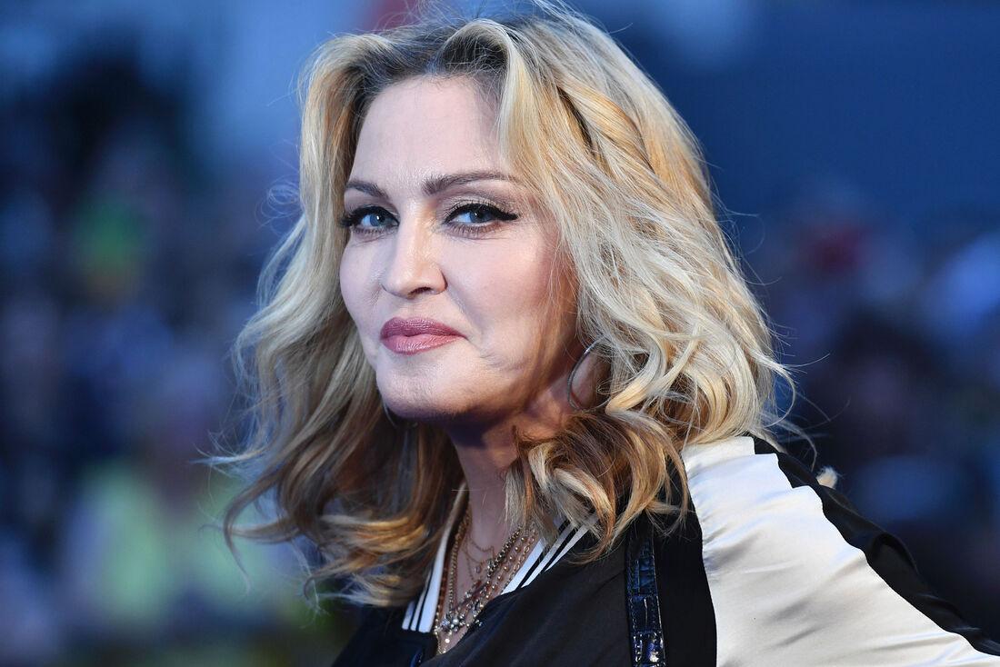 Madonna é conhecida por gostar de brasileiros, o último foi Jesus Luz, com quem ela namorou