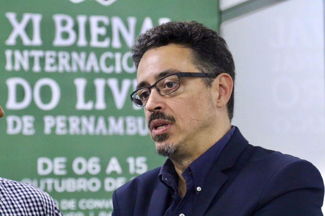 Ministro da Cultura, Sérgio Sá Leitão