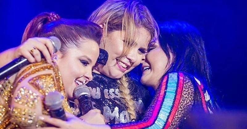 """O trio promete cantar os maiores sucessos da """"sofrência"""""""