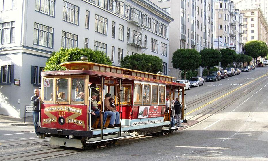 San Francisco é uma das cidades mais caras do país, extremamente turística