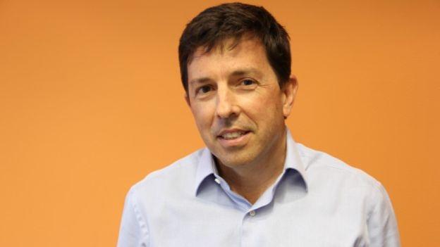João Amoêdo, pré-candidato do Partido Novo à Presidência