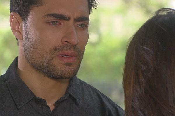 Gustavo, personagem de Carlo Porto em 'Carinha de Anjo'