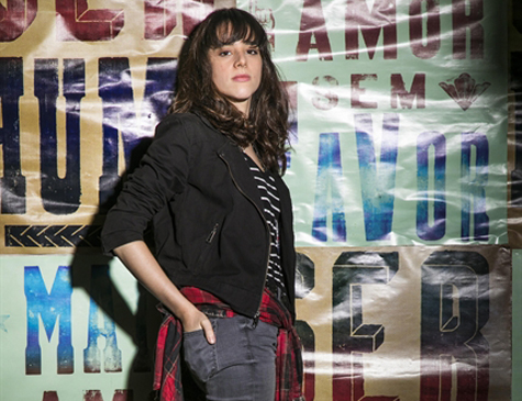 Lica, personagem de Manoela Aliperti em 'Malhação'